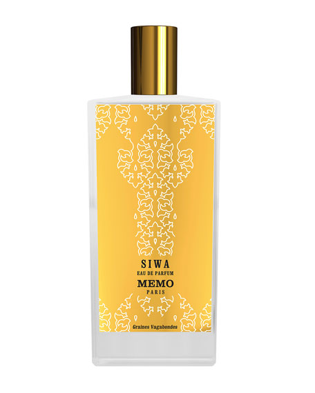 Memo Paris Siwa Eau de Parfum Spray, 75