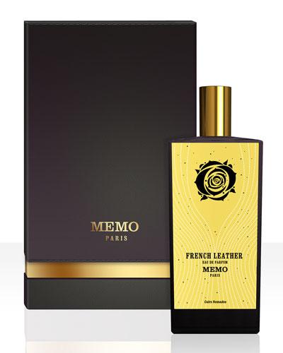 French Leather Eau de Parfum Spray  75 mL