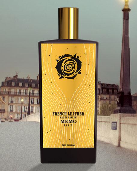 French Leather Eau de Parfum Spray, 200 mL