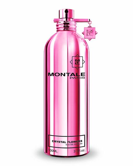 Montale Crystal Flowers Eau de Parfum, 3.4 oz./
