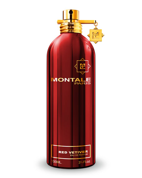 Montale Red Vetiver Eau de Parfum, 3.4 oz./