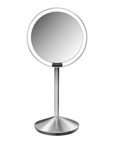5 Sensor Makeup Mirror with Travel Case