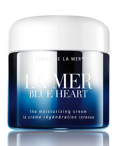 "Limited Edition ""Blue Heart"" Crème de La Mer, 3.4 oz."