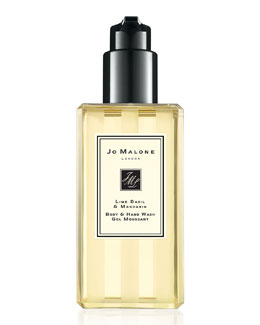Lime Basil & Mandarin Body & Hand Wash, 250ml