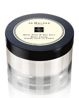 Wood Sage & Sea Salt Body Creme, 5.9 oz.