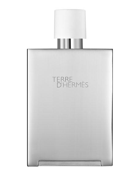 Terre d'Hermès Eau Très Fraîche Bel Objet Metal Refillable Spray,5 oz.