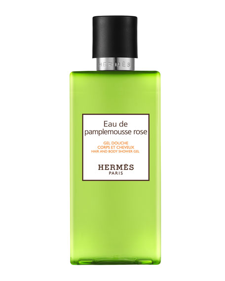 Hermès Eau de pamplemousse rose Hair and Body
