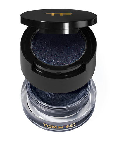 Cream & Powder Eye Color, Night Sky
