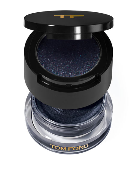 Limited Edition Cream & Powder Eye Color, Midnight
