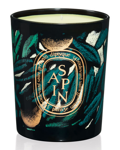 Sapin Scented Candle, 190g
