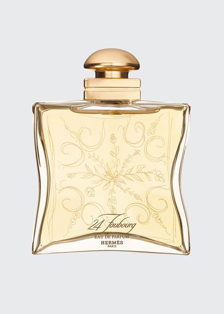 Hermès 24 FAUBOURG Eau de Parfum Spray, 3.3
