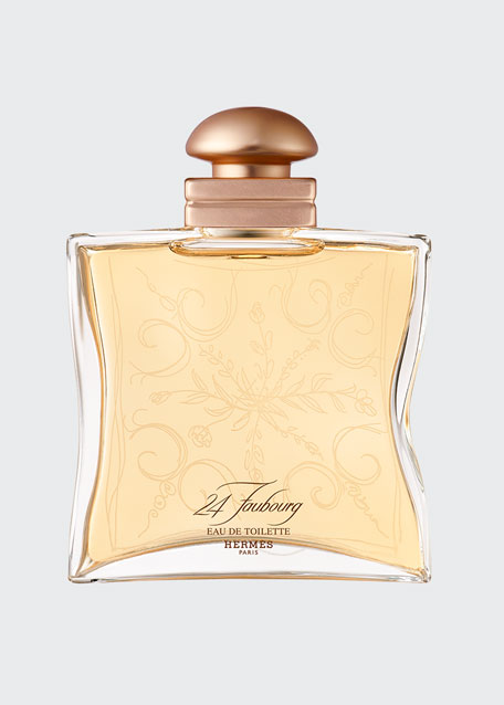 Hermès 24 FAUBOURG Eau de Toilette Natural Spray,
