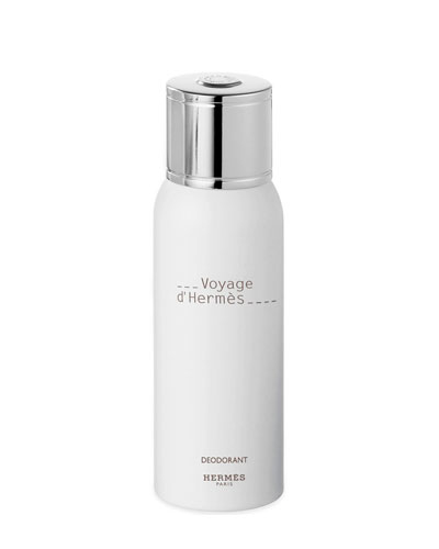 VOYAGE D'HERMÈS Deodorant Natural Spray, 5 oz.