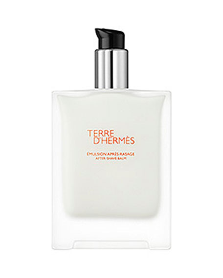 Terre d'Hermès Aftershave Balm, 3.3 oz.