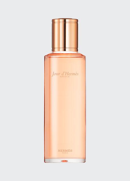 Jour d`Hermès Absolu Eau de Parfum Refill Bottle, 4.2 oz.