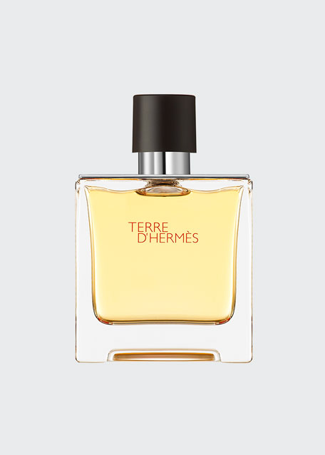 Terre d'Hermès – Pure Perfume Natural Spray, 2.5 oz./ 74 mL