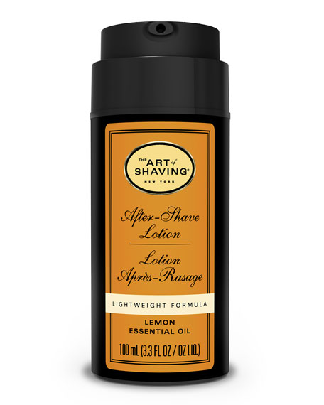 The Art of Shaving Lotion in Lemon, 100 mL