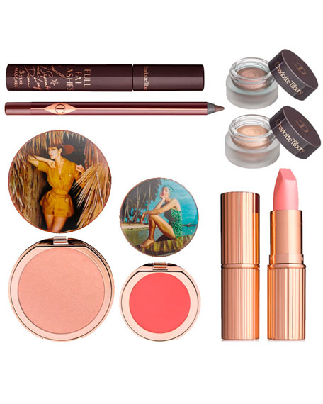 Limited Edition Miss Kensington Look - Charlotte Tilbury x Norman Parkinson Collection