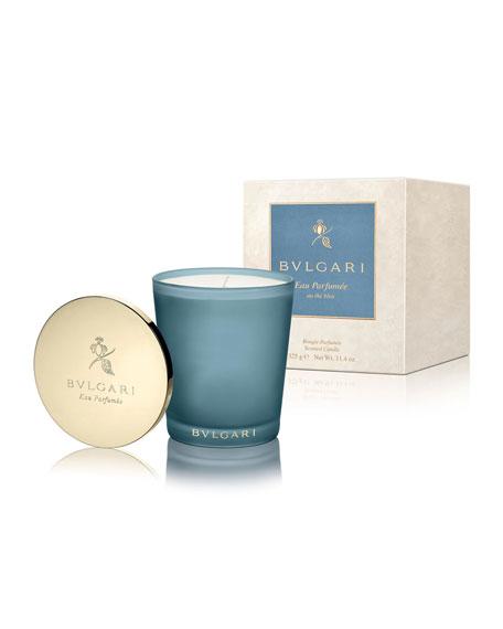 Eau Parfumée Au Thé Bleu Prestigious Ceramic Candle, 325g