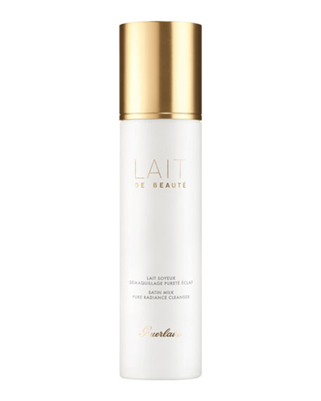 Guerlain Lait de Beauté Cleansing Milk, 6.7 oz.