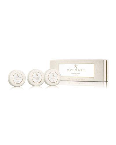 Eau Parfumée Au Thé Blanc Soap Set, 3 x 150g