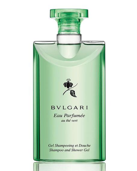 BVLGARI Eau Parfumée Au Thé Vert Bath and