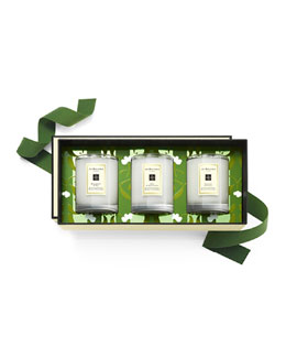 Scented Travel Candle Collection