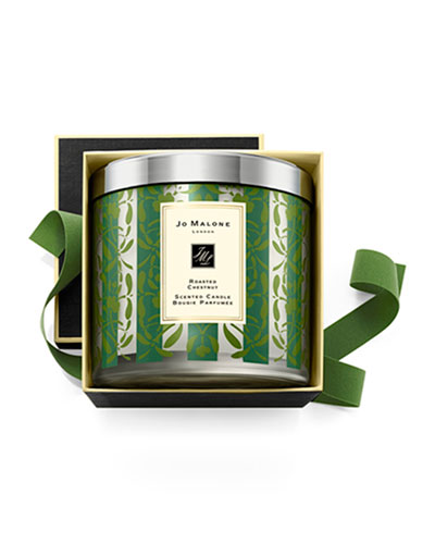 Scent of the Season Deluxe Candle - Roasted Chestnut