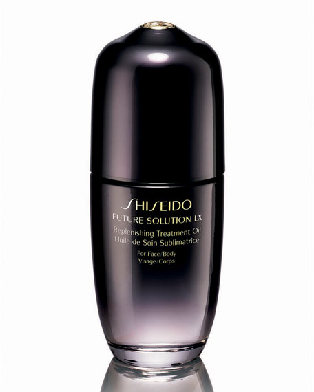 Shiseido Future Solution LX Replenishing Treatment Oil, 2.5