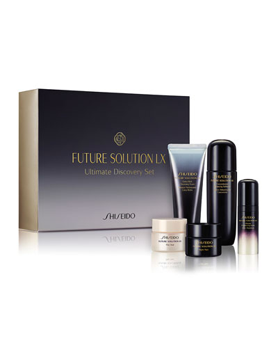 Limited Edition Future Solution LX Ultimate Discovery Set ($295 Value)