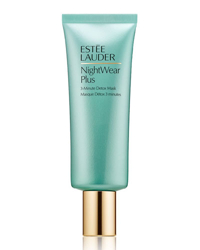 NightWear Plus 3-Minute Detox Mask, 2.5 oz.