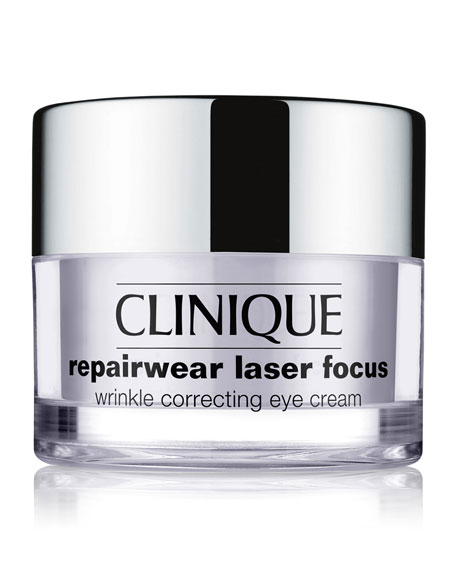 Clinique Repairwear Laser Focus Wrinkle Correcting Eye Cream,