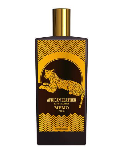 African Leather Eau de parfum, 75 mL
