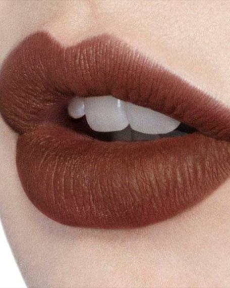The Matte Revolution Lipstick, Birkin Brown