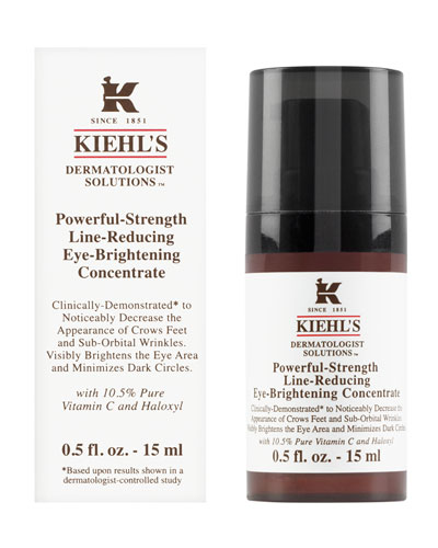 Powerful-Strength Line-Reducing Eye Brightening Concentrate  0.5 oz.