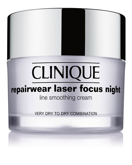 Clinique Repairwear Laser Focus Night Line Smoothing Cream