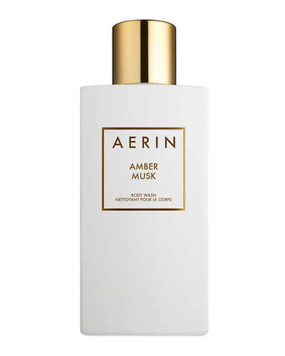 Limited Edition Amber Musk Body Wash, 8.4 oz.