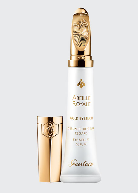 Guerlain Abeille Royale Gold Eyetech Eye Sculpt Serum,