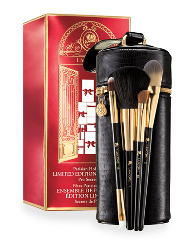 Limited Edition Brush Holiday 2015 Set ($150 Value)