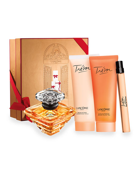 Limited Edition Trésor Passions Holiday 2015 Set ($125 Value)