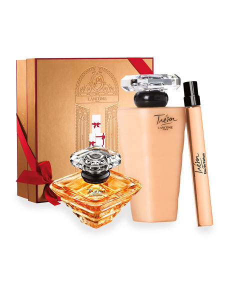 Limited Edition Trésor Moments Holiday 2015 Set ($95 Value)