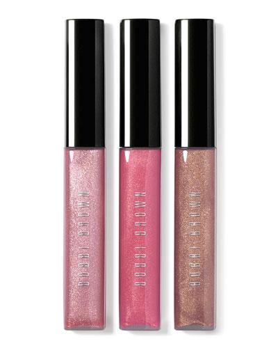 Lip Gloss Trio