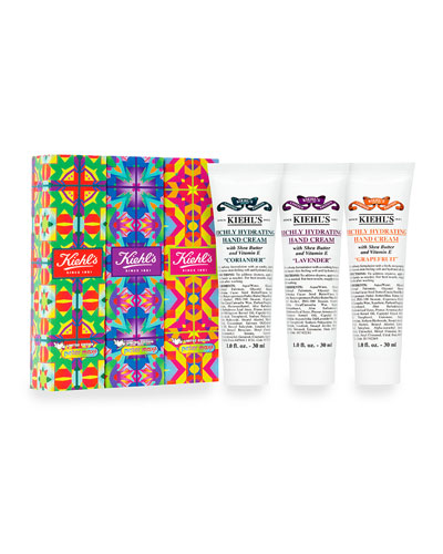 Limited Edition Scented Hand Cream Holiday Set