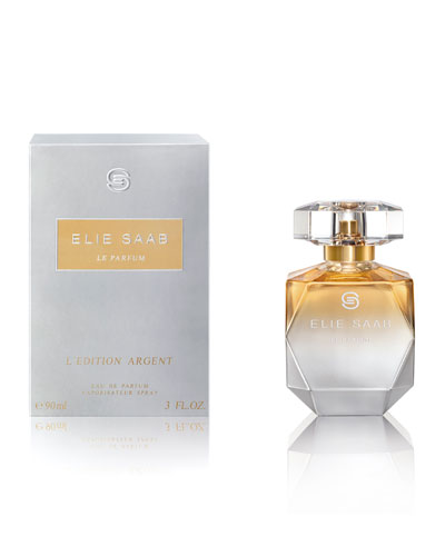 Exclusive Elie Saab L'Edition Argent, 3 oz.