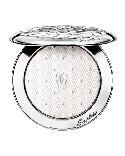 Limited Edition Météorites Voyage Enchanté Illuminating Matte Powder - Winter Fairy Tale Collection