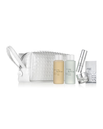 Receive a free 6-piece bonus gift with your $400 RéVive purchase