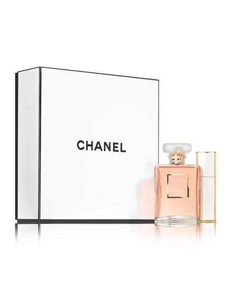 <b>COCO MADEMOISELLE</b><br>Eau de Parfum Spray & Refillable Spray - Limited Edition