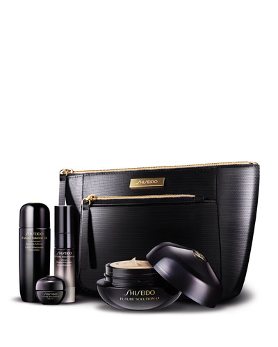 Limited Edition Future Solutions Defining Future Eye & Lip Collection ($220 Value)