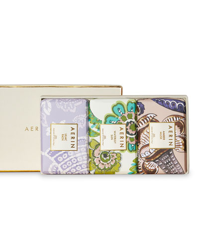 Limited Edition Soap Trio Set ($60 Value)