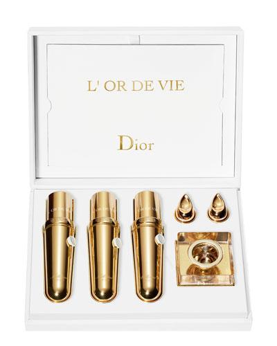 Limited Edition L'Or De Vie La Cure, 3 x 1.0 oz